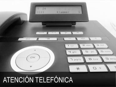 Atencón Telefónica